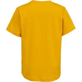 VAUDE Solaro Camiseta Niños, marigold